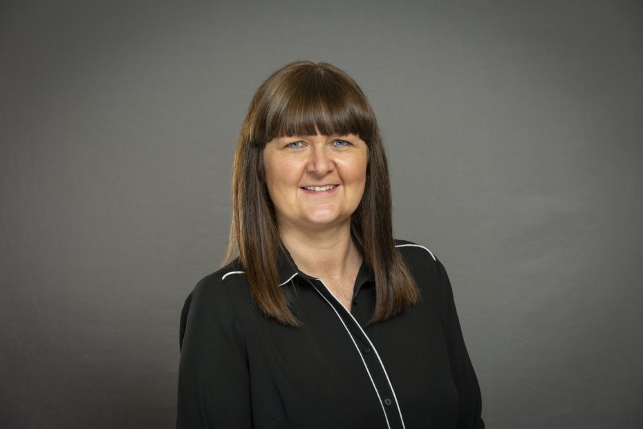 Lorraine McGill - Senior Administrator