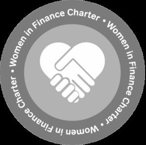 Women in Finance Charter Badge